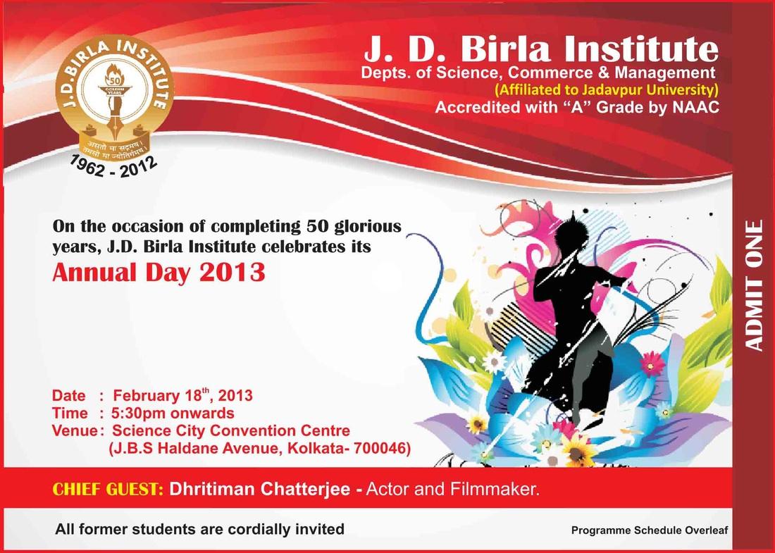 INVITATION CARD ANNUAL DAY, DAY CARD INVITATION ANNUAL ...